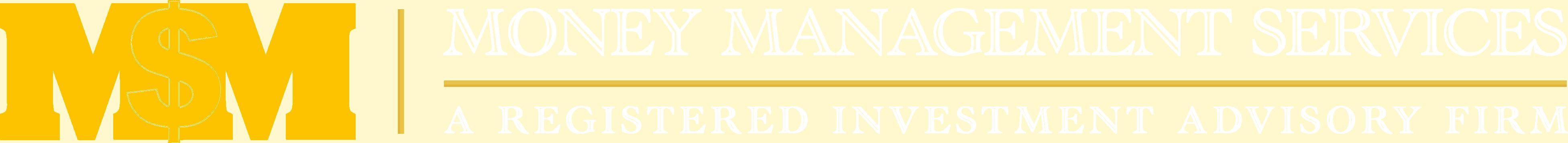 Money Management Services Gold Logo